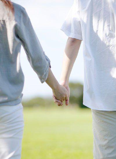 Female led relationship wedding vows