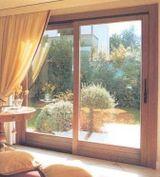 porta in legno lamellare Lecce