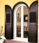 porta in legno lamellare Key Door