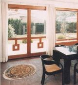 porta in legno lamellare Galatina