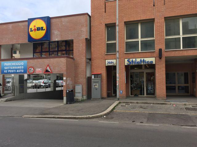 esterno negozio stilottica