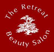 The Retreat Beauty Salon  logo