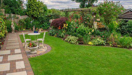 Contemporary landscape gardening in southampton for Basic garden maintenance