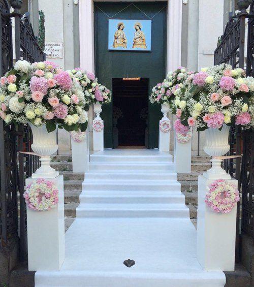 addobbi floreali matrimonio eventi