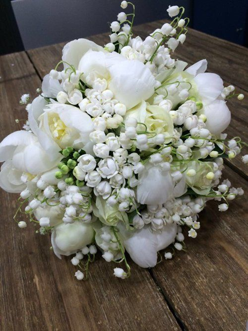 fiori bianche