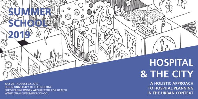 Architecture for Health Summer School - Apply now!