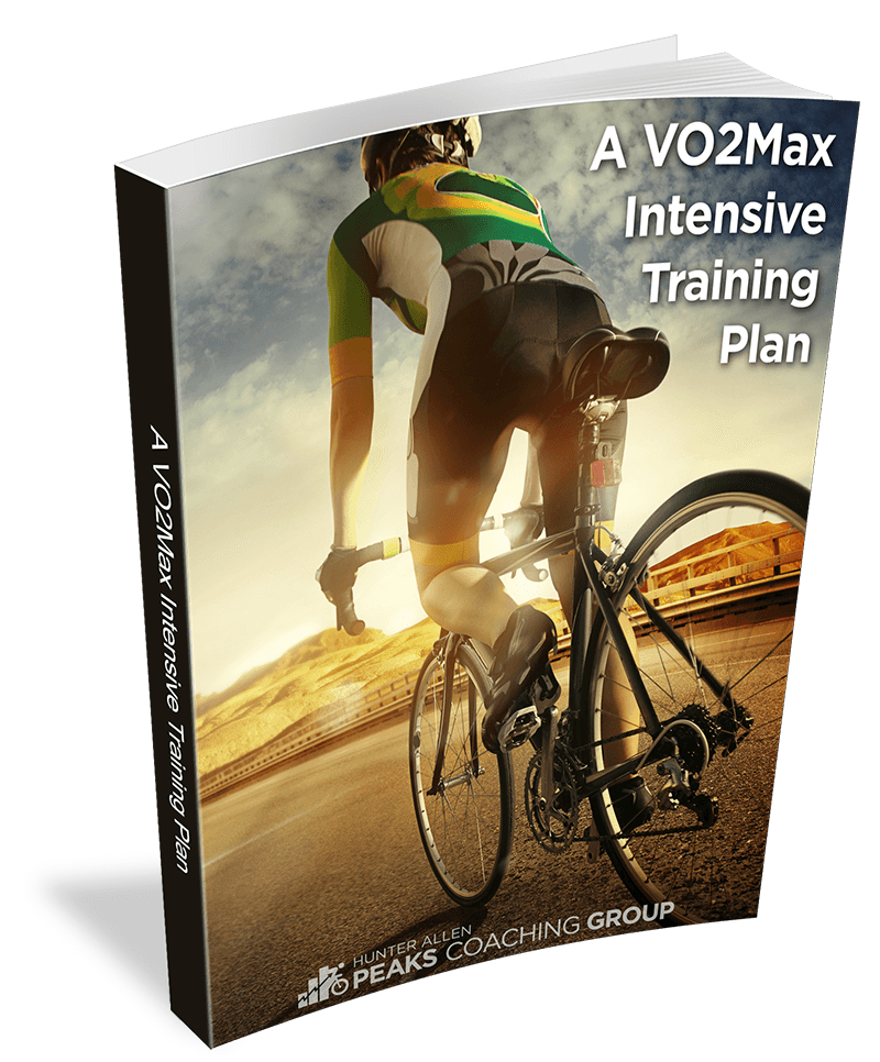 VO2Max Intensive Plan eBook