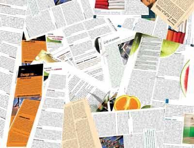 Un insieme di articoli