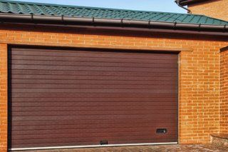 Your Garage Doors ...