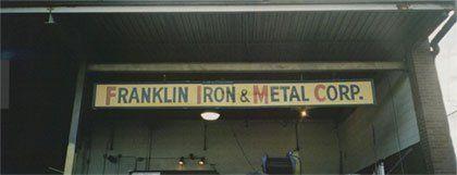 Scrap Metal | Dayton, Ohio | Franklin Iron & Metal