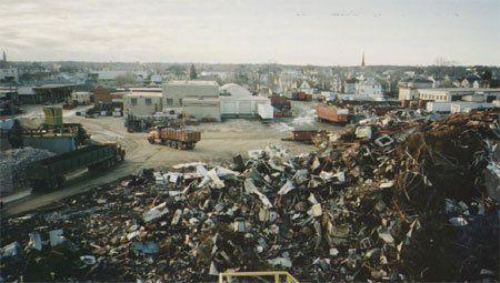 Junk Yards In Dayton Ohio >> Recycling Dayton Ohio Franklin Iron Metal