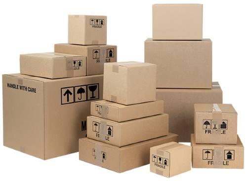 scatoloni impilati