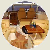 rivestimenti interni ed esterni per barche