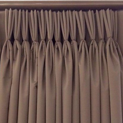 Electric curtains