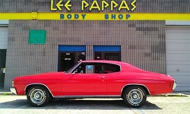 Body Shop Virginia Beach Va Lee Pappas Body Shop