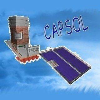 Sistema solare termico CAPSOL VP/INOX