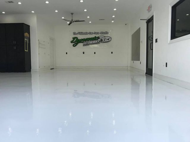 Epoxy Flooring Houston