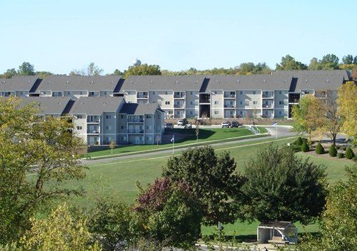 Meadowbrook Apartments at Crestline Drive and Bob Billings Parkway