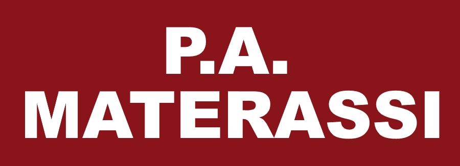P.A. MATERASSI-LOGO