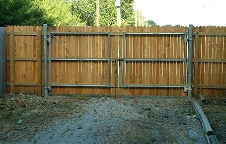Fencing Contractors Jenks Ok Jenks Fence