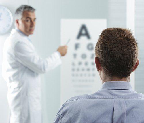 Eye Exam Sweetwater, TX