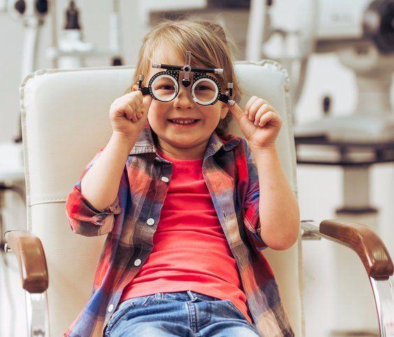 Pediatric Eye Doctor Sweetwater, TX