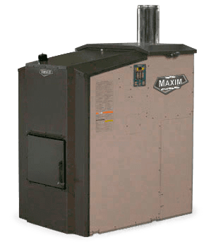 Central boiler installation furnace repair spring arbor for Whole house wood furnace