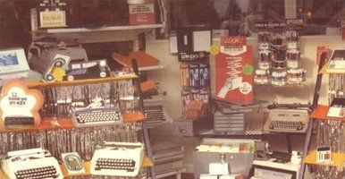 typewriters and business essentials