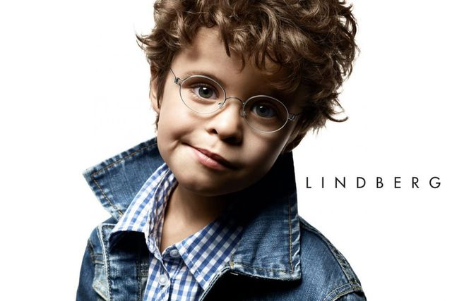 d42ed5e507 ... to check them out! range of spectacles. Child wearing glasses. LINDBERG  Junior