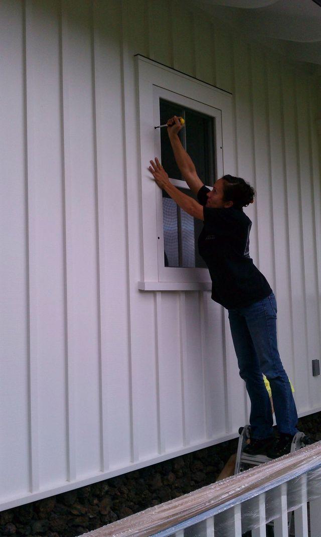window screen replacement in Makawao, HI
