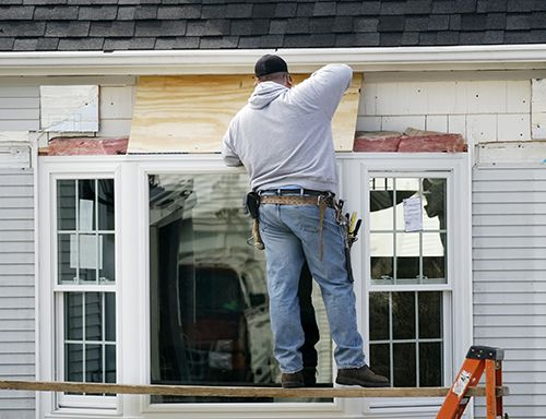 Window installation service provided by our team in Middletown, OH