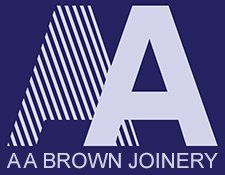 AA Brown Joinery logo