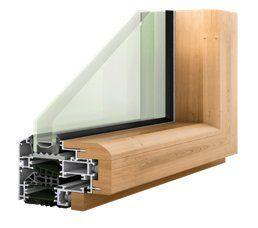 sezione finestra taglio termico