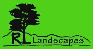 R L Landscapes logo