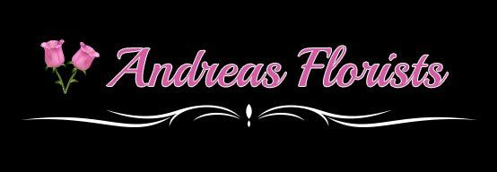 Andreas Florists logo