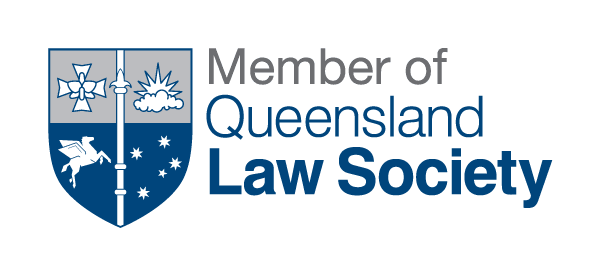 Member of Queensland law society Logo
