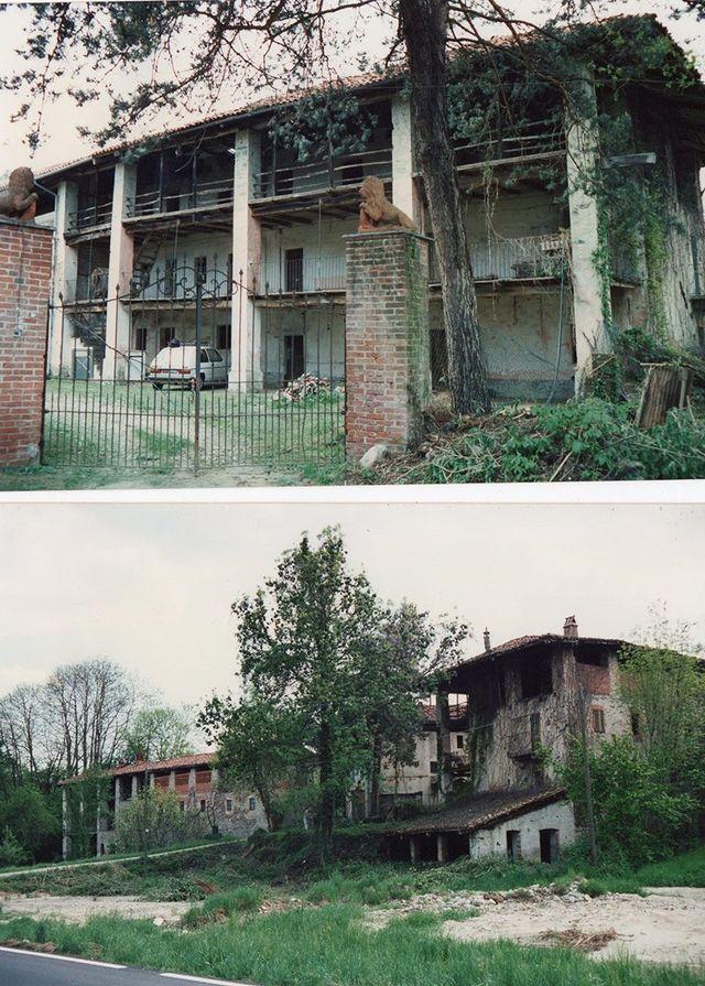 La facciata della casa, RESIDENCE LA ROSA DEI VENTI,Parella, (TO)