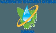 wastewater treatment systems tasmania logo