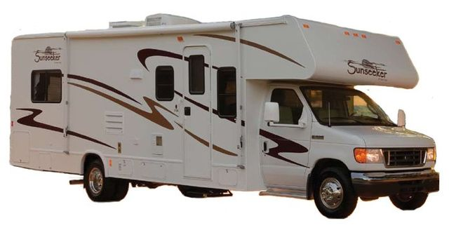 Class C RV Rentals from RV's To Go outside Portland, Oregon