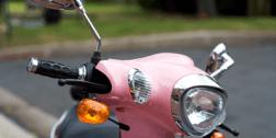 motorino rosa