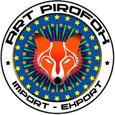 ART PIROFOX  - LOGO