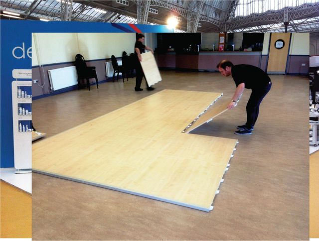 Exhibition Booth Flooring : Exhibition flooring floors for exhibitions