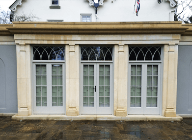 Wooden windows and doors by AR Manley