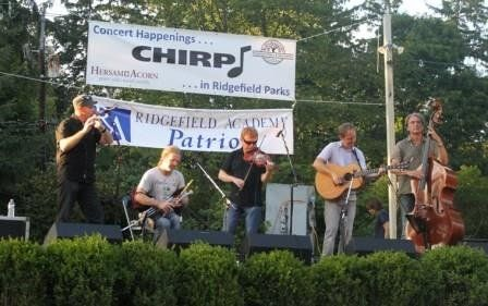 Chirp concerts Ridgefield