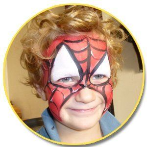 spider man painting