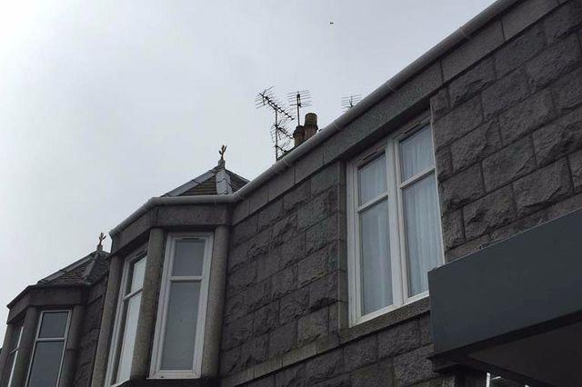Guttering Aberdeen Scotland D Amp D Slating Ltd