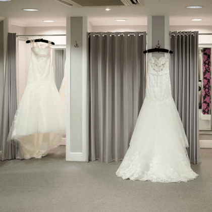 Pre Book Your Gown Fitting At Bird S Bridal
