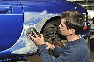 Auto Paint Refinishing Olean, NY