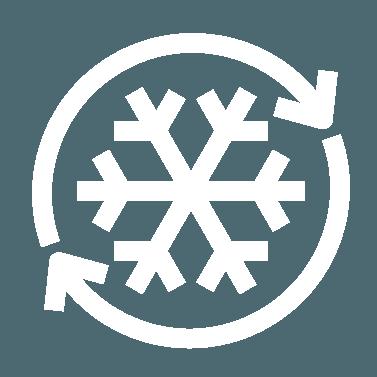 icona esagono con frecce