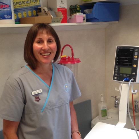 Recovery nurse